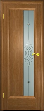 Дверь Любовь-1 Дуб золотой