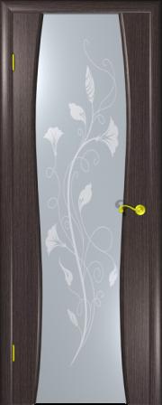 Дверь Сорренто-2 Черный абрикос