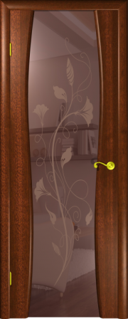 Дверь Сорренто-2 Красное дерево