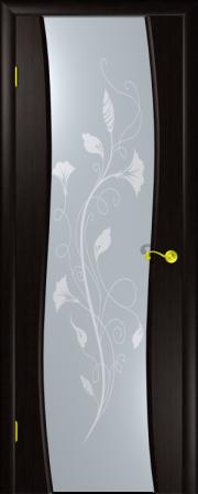 Дверь Камелия-3 Венге