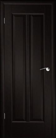 Дверь Любовь Венге (глухое полотно)