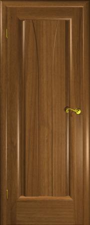 Дверь Глория Американский орех (полотно глухое)