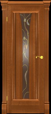 Дверь Глория  Анегри капитель (витраж)