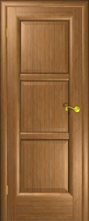 Дверь Надежда Дуб золотой (глухое полотно)