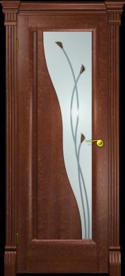Дверь Волна Ясень дальневосточный Капитель