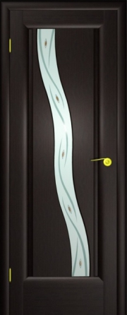 Дверь Водопад Венге