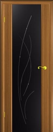 Дверь Гром-3 Анегри Каприз (гравировка)