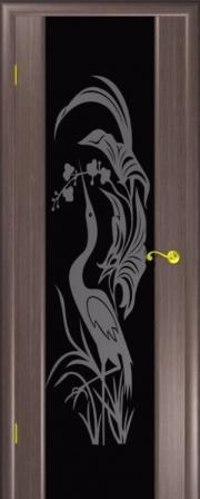 Дверь Гром-3 Дуб серебристый Цапля